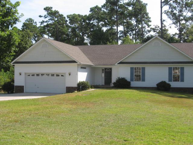 110 Halls Creek Drive, Swansboro, NC 28584 (MLS #100167324) :: Berkshire Hathaway HomeServices Hometown, REALTORS®