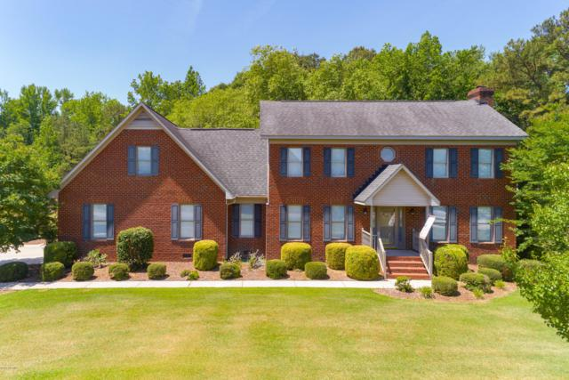 2130 Woodmoor Drive, Greenville, NC 27858 (MLS #100167337) :: Courtney Carter Homes