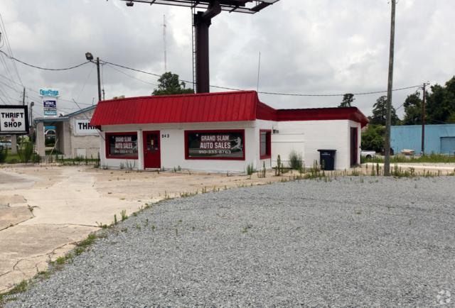 943 Lejeune Boulevard, Jacksonville, NC 28540 (MLS #100167339) :: Century 21 Sweyer & Associates