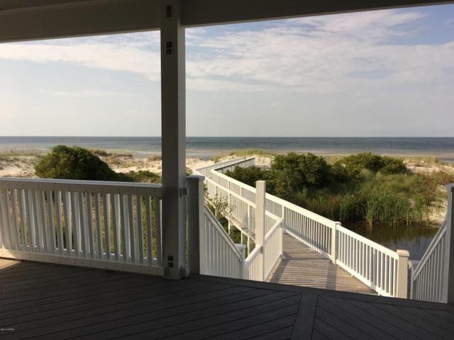 168 Sound View Drive, Cedar Island, NC 28520 (MLS #100167357) :: Courtney Carter Homes