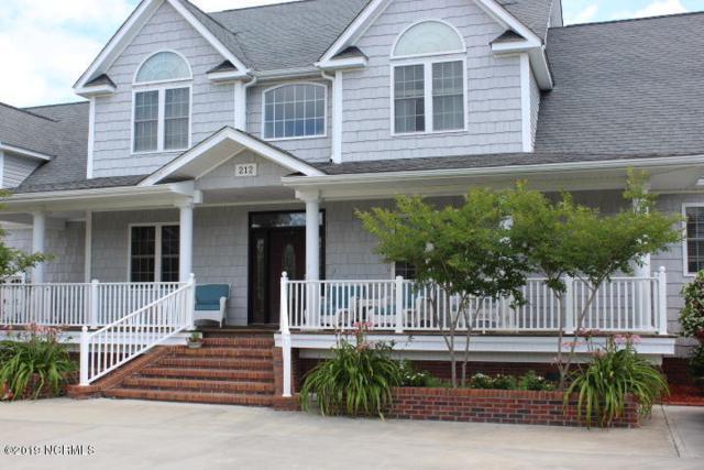 212 Pigeon Lane, Swansboro, NC 28584 (MLS #100167387) :: Berkshire Hathaway HomeServices Hometown, REALTORS®