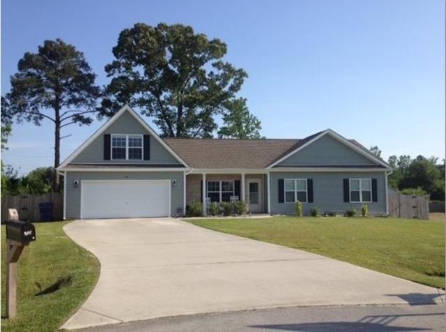 241 Bonanza Drive, Richlands, NC 28574 (MLS #100167393) :: Berkshire Hathaway HomeServices Hometown, REALTORS®
