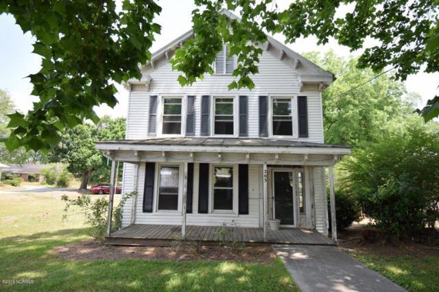 203 Main Street, Pollocksville, NC 28573 (MLS #100167395) :: Courtney Carter Homes