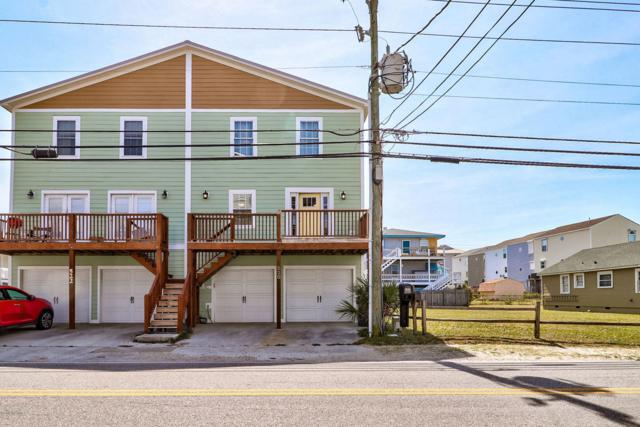 520 Canal Drive, Carolina Beach, NC 28428 (MLS #100167399) :: Courtney Carter Homes