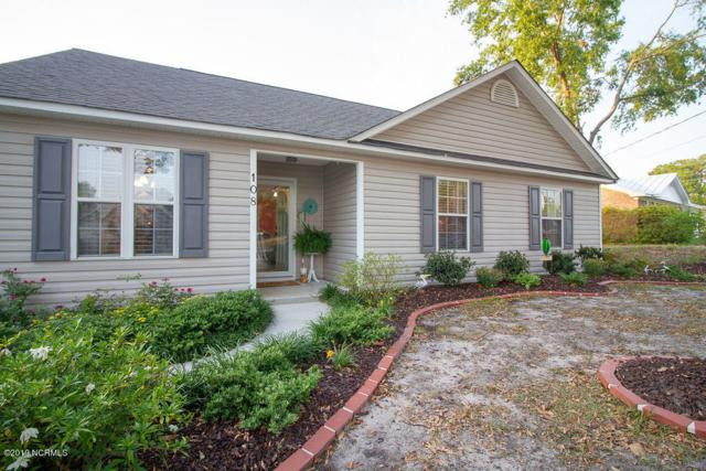 108 Point Reyes Drive, Wilmington, NC 28412 (MLS #100167418) :: Courtney Carter Homes