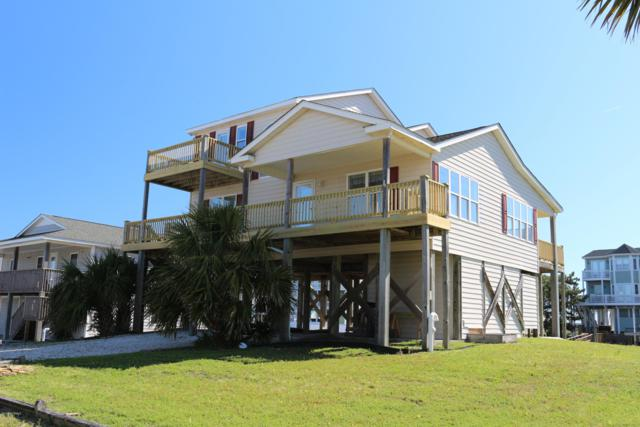 108 Dolphin Drive, Holden Beach, NC 28462 (MLS #100167433) :: The Bob Williams Team