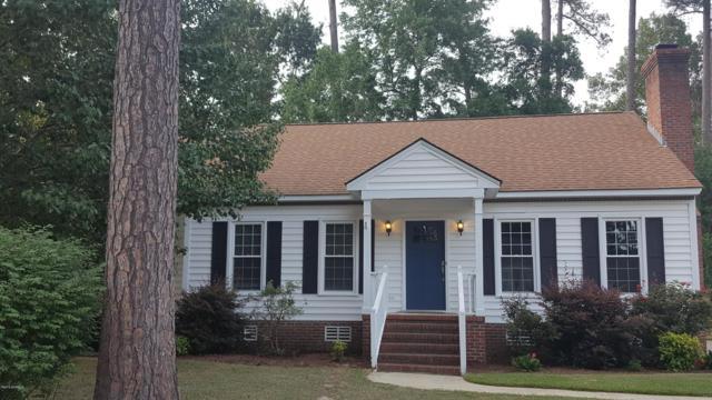 1706 Wallace Drive W, Wilson, NC 27893 (MLS #100167498) :: Berkshire Hathaway HomeServices Hometown, REALTORS®