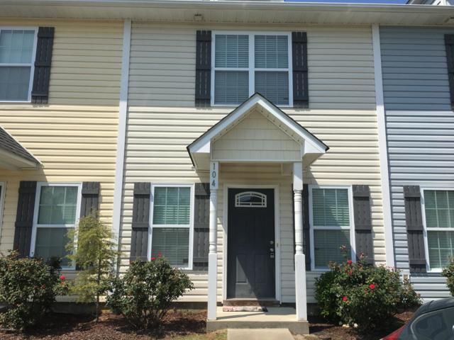 104 Parrot Landing Drive, Hubert, NC 28539 (MLS #100167503) :: Century 21 Sweyer & Associates