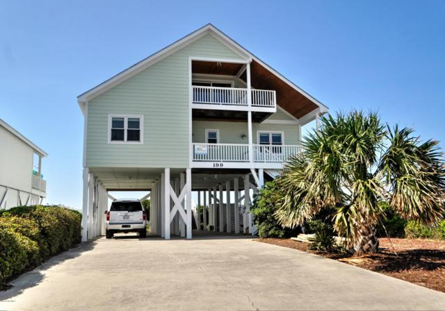 199 Ocean Boulevard W, Holden Beach, NC 28462 (MLS #100167527) :: The Cheek Team