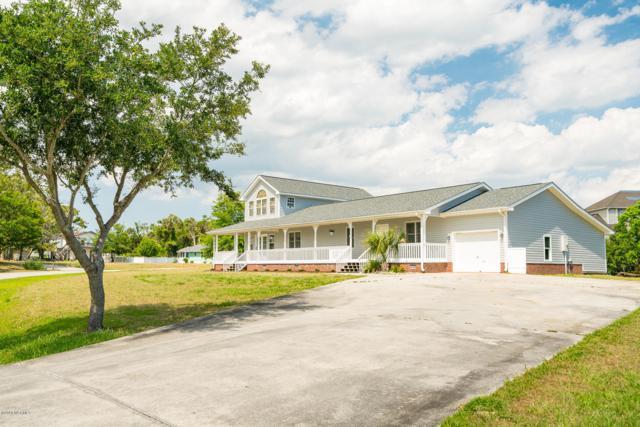 171 Pelican Drive, Newport, NC 28570 (MLS #100167536) :: The Keith Beatty Team