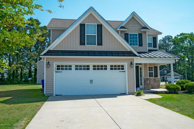 2300 Great Laurel Court, Greenville, NC 27834 (MLS #100167555) :: Berkshire Hathaway HomeServices Prime Properties