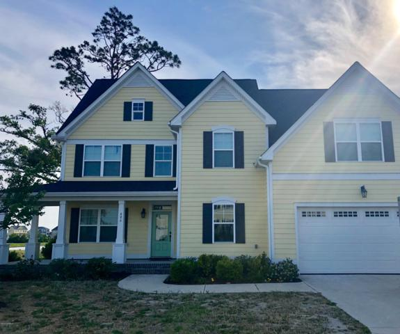 406 Cutter Way, Newport, NC 28570 (MLS #100168016) :: The Keith Beatty Team