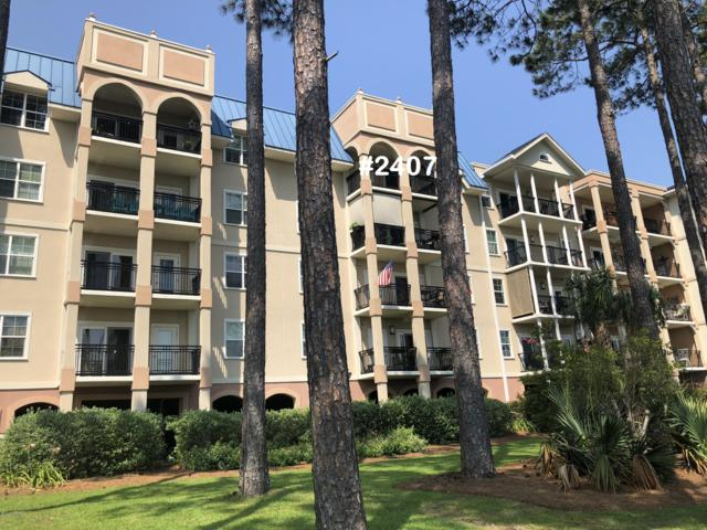 2100 Marsh Grove Lane #2407, Southport, NC 28461 (MLS #100168087) :: Berkshire Hathaway HomeServices Myrtle Beach Real Estate