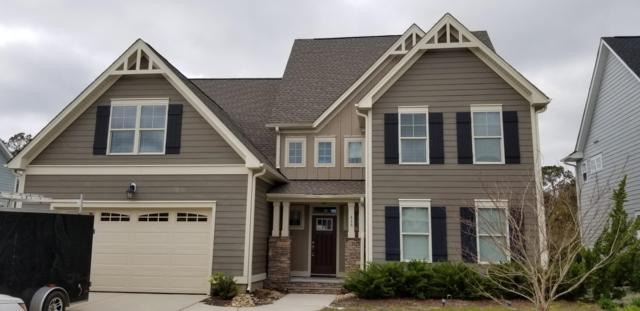 418 Lanyard Drive, Newport, NC 28570 (MLS #100168425) :: Century 21 Sweyer & Associates