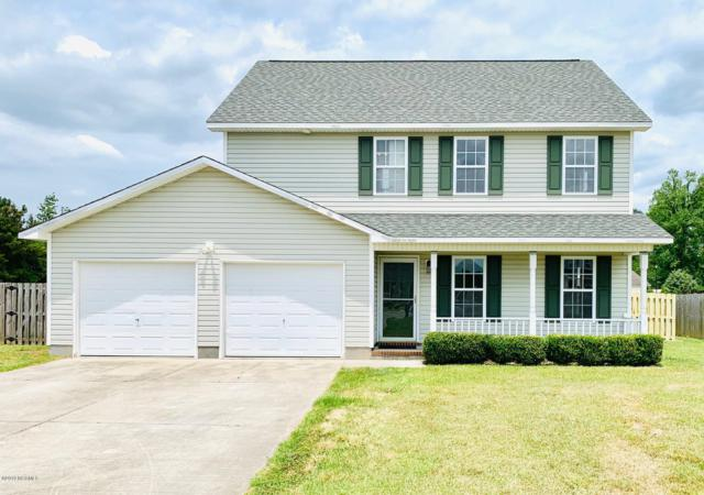 116 Croaker Lane, Maysville, NC 28555 (MLS #100168505) :: Courtney Carter Homes