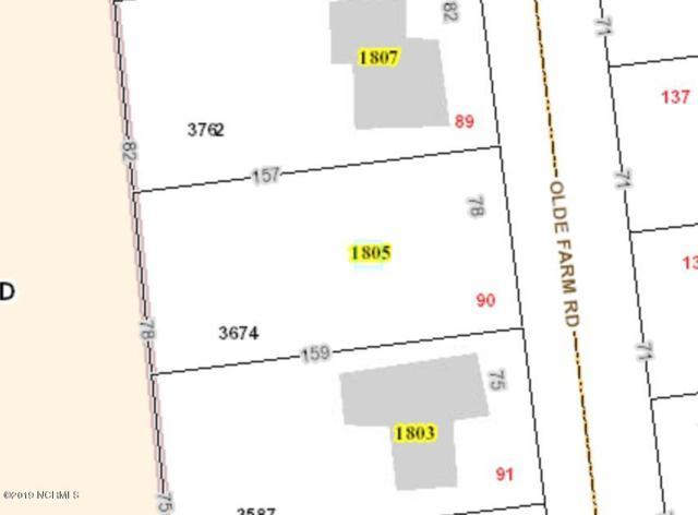 1805 Olde Farm Road, Morehead City, NC 28557 (MLS #100168649) :: Courtney Carter Homes