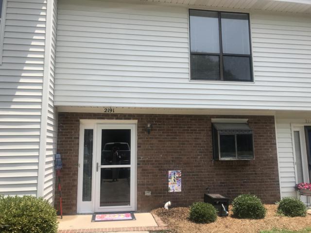 2191 Fox Run Drive, Kinston, NC 28504 (MLS #100168777) :: Century 21 Sweyer & Associates