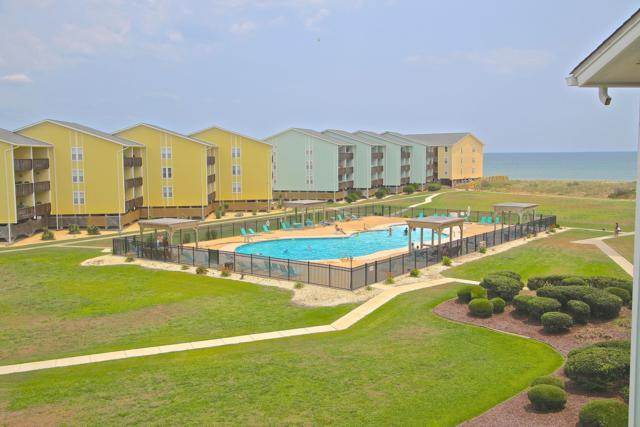 918 N New River Drive #337, Surf City, NC 28445 (MLS #100168838) :: RE/MAX Essential