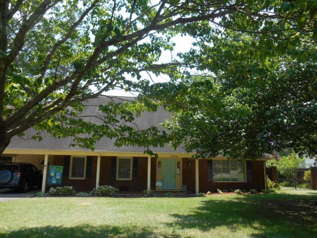1709 Dubose Drive, Kinston, NC 28504 (MLS #100168895) :: Century 21 Sweyer & Associates