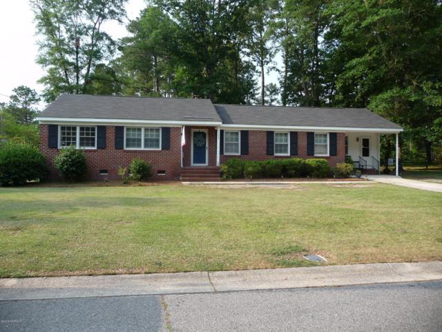 1202 Woodburn Road, Laurinburg, NC 28352 (MLS #100169043) :: Donna & Team New Bern