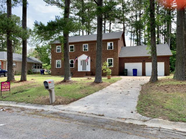 809 Eagle Road, Kinston, NC 28501 (MLS #100169119) :: Century 21 Sweyer & Associates