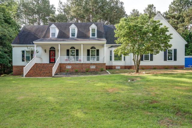 4603 Whispering Pines Lane N, Wilson, NC 27896 (MLS #100169450) :: RE/MAX Elite Realty Group