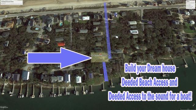 118 Beachwood Drive, Surf City, NC 28445 (MLS #100169483) :: Century 21 Sweyer & Associates