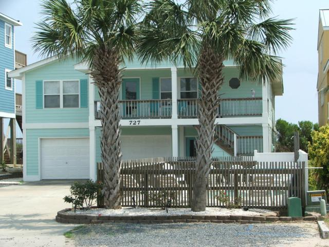 727 Ocean Boulevard W, Holden Beach, NC 28462 (MLS #100169497) :: The Chris Luther Team