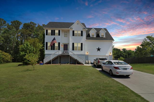 160 Forest Bluff Drive, Jacksonville, NC 28540 (MLS #100169514) :: Donna & Team New Bern