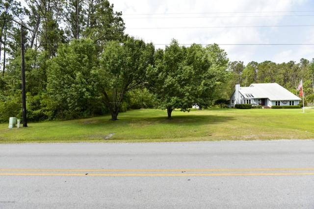 439 W Firetower Road, Swansboro, NC 28584 (MLS #100169541) :: Vance Young and Associates