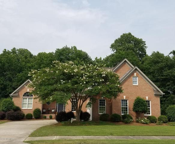 4104 Countrydown Drive, Greenville, NC 27834 (MLS #100169582) :: Donna & Team New Bern