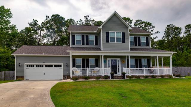 604 Teal Court, Swansboro, NC 28584 (MLS #100169772) :: Donna & Team New Bern