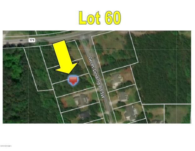 Lot 60 Gores Landing Road SW, Ocean Isle Beach, NC 28469 (MLS #100169795) :: The Bob Williams Team