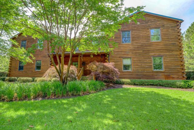 520 Holly Ridge Road, Holly Ridge, NC 28445 (MLS #100169798) :: RE/MAX Essential