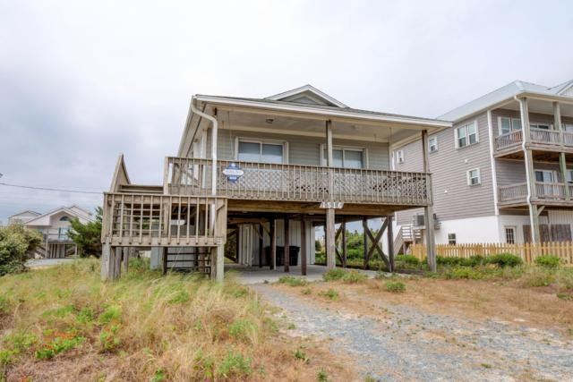 1516 Ocean Boulevard, Topsail Beach, NC 28445 (MLS #100169866) :: Coldwell Banker Sea Coast Advantage