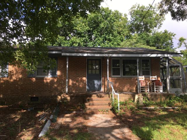 424 Keziah Street, Oak Island, NC 28465 (MLS #100169996) :: Donna & Team New Bern