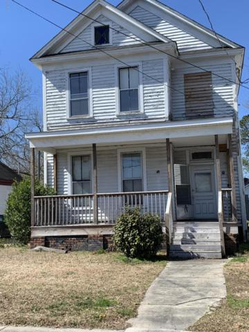 608 Mitchell Street, Kinston, NC 28501 (MLS #100170013) :: Berkshire Hathaway HomeServices Prime Properties