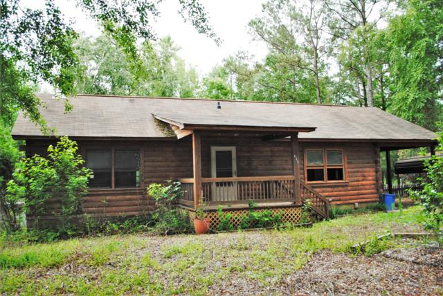 535 Old River Acres Drive, Burgaw, NC 28425 (MLS #100170027) :: The Bob Williams Team