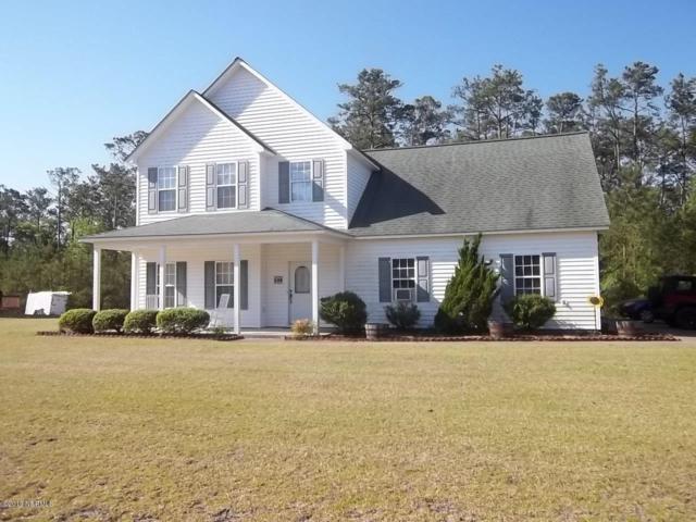 140 Secretariat Drive, Havelock, NC 28532 (MLS #100170045) :: Century 21 Sweyer & Associates