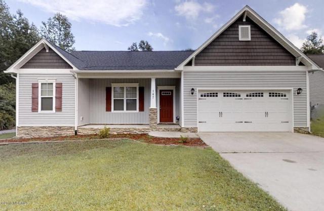147 Hawks Point Road, Jacksonville, NC 28540 (MLS #100170123) :: Century 21 Sweyer & Associates