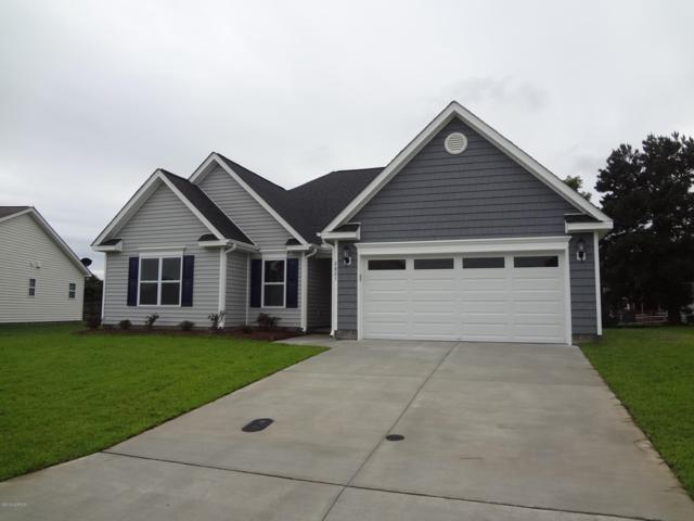 2621 Rhinestone Drive, Winterville, NC 28590 (MLS #100170143) :: Berkshire Hathaway HomeServices Prime Properties