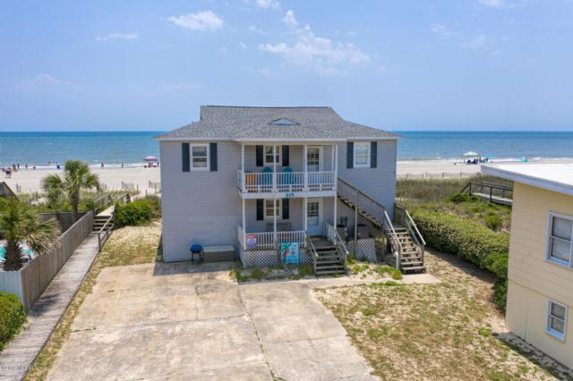 215 Ocean Boulevard W, Holden Beach, NC 28462 (MLS #100170163) :: The Bob Williams Team