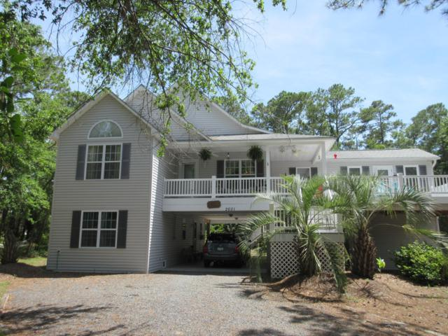 2601 W Yacht Drive, Oak Island, NC 28465 (MLS #100170211) :: RE/MAX Essential