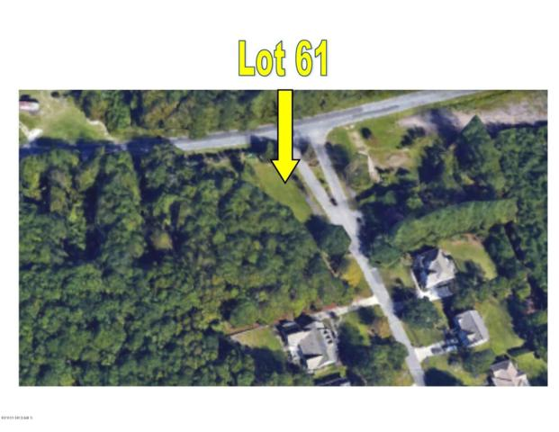 Lot 61 Gores Landing Road SW, Ocean Isle Beach, NC 28469 (MLS #100170216) :: Vance Young and Associates