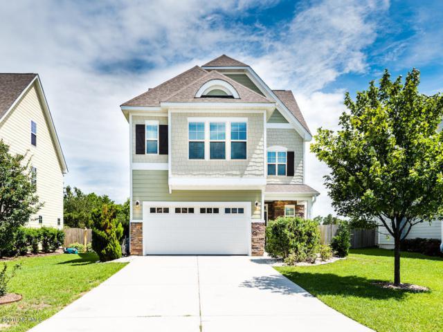 201 Abaco Drive W, Cedar Point, NC 28584 (MLS #100170239) :: Century 21 Sweyer & Associates