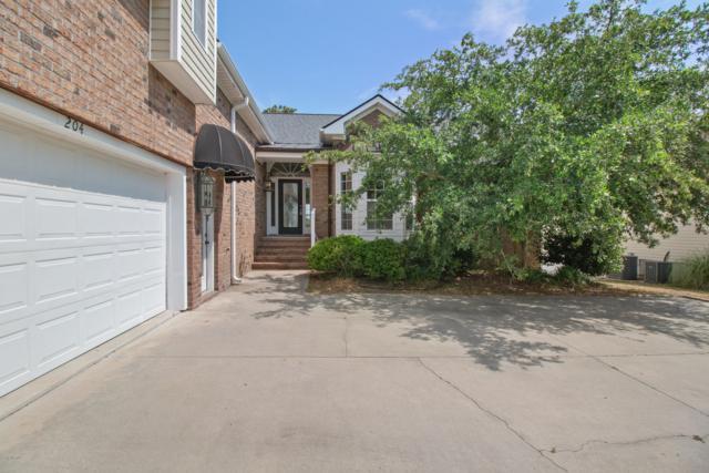 204 E Ivybridge Drive, Hubert, NC 28539 (MLS #100170379) :: RE/MAX Elite Realty Group