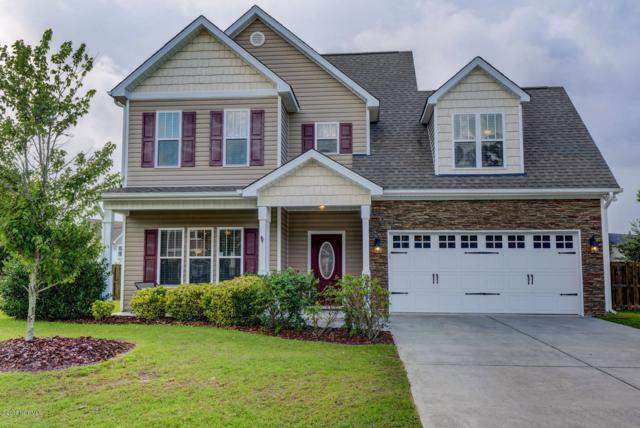 201 River Oats Court, Holly Ridge, NC 28445 (MLS #100170437) :: The Oceanaire Realty