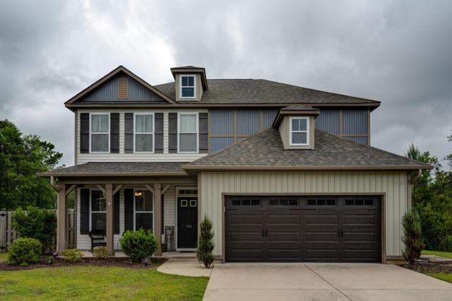 103 Bungalow Road, Holly Ridge, NC 28445 (MLS #100170439) :: Courtney Carter Homes