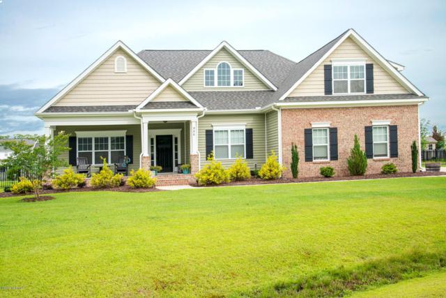 906 Derbyshire Lane, Greenville, NC 27858 (MLS #100170479) :: Century 21 Sweyer & Associates