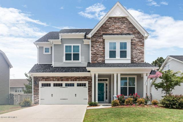211 Willow Ridge Drive, Holly Ridge, NC 28445 (MLS #100170490) :: The Oceanaire Realty